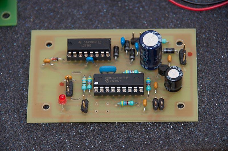 module telecommande